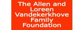 The Allen and Loreen Vandekerkhove Family Foundation