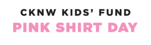 CKNW Pink Shirt Fund